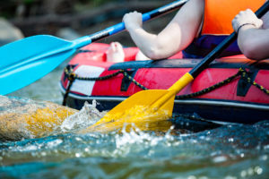 rafting- verdon
