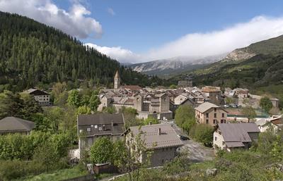 Colmars Les Alpes