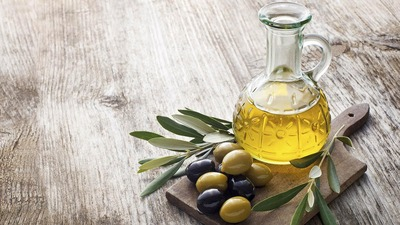 The famous olive oil of Manosque
