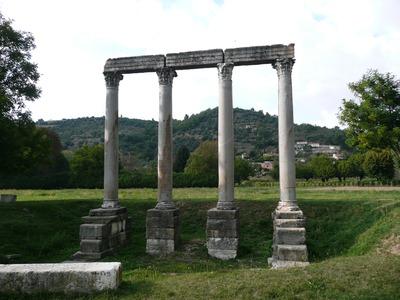 Les colonnes de Riez