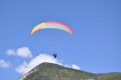Paragliding in Saint-André-les-Alpes