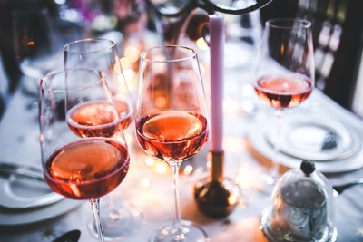 Pierrevert vin rosé