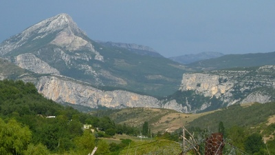 A hotel in the heart of the Verdon