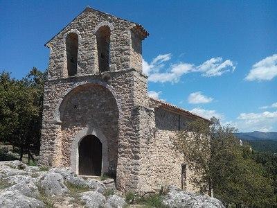 Moissac-Bellevue, Notre-Dame de la Roque