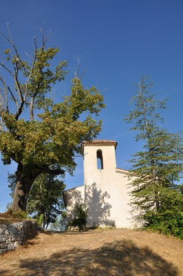 The chapel of Montagnac-Montpezat