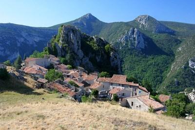 Le village de Rougon