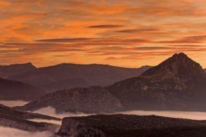 verdon-gorges-sunset