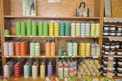 La Maison des Produits du Terroir à Allemagne-en-Provence