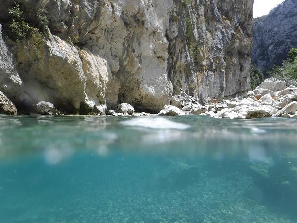 Canyon de la Fernée