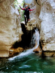 Saut-canyoning-Verdon