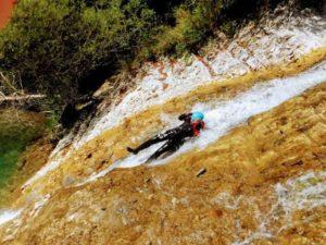 toboggan-bau-canyoning-verdon
