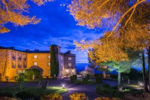 Luxuoux hotel Bastide de tourtour