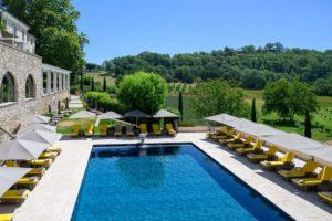 Five star hotel Le Couvent des Minimes