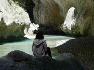 rand canyon du Verdon Imbut