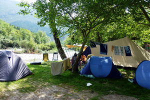 Chasteuil Provence Campsite
