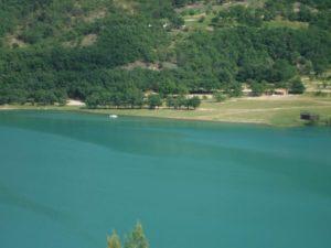 lac de sainte-croix le 21 mai 2020