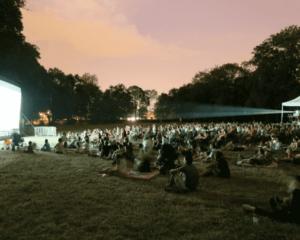 Cinéma plein air film