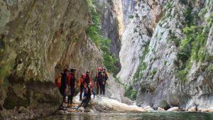 Groupe excursion Verdon