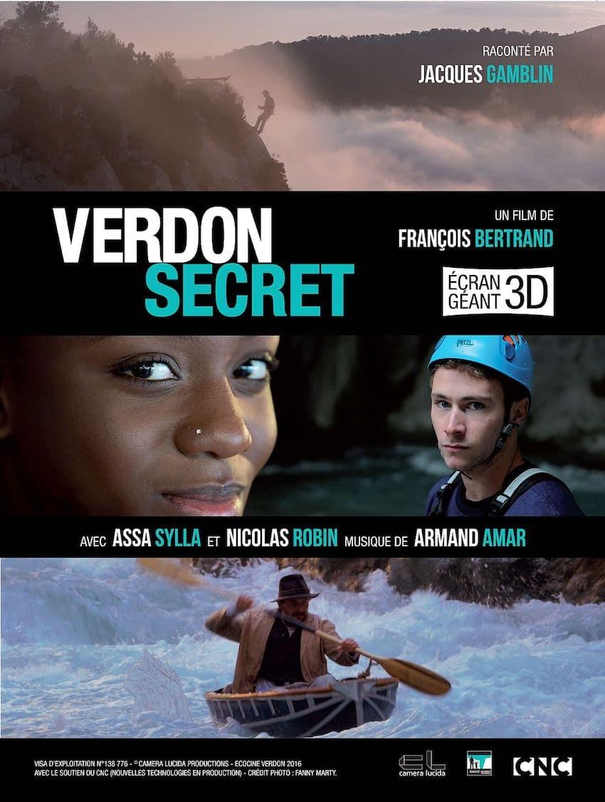 Verdon_Secret film