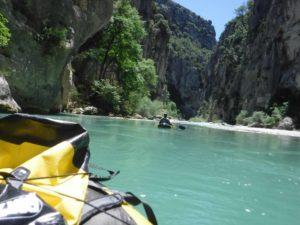 Aventure Rafting dans le Verdon