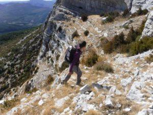 vire randonnée Mont Robion Robion