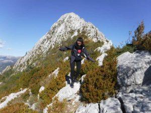 Mont Robion proche de Castellane
