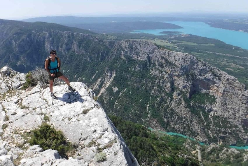trek Gorges du Verdon